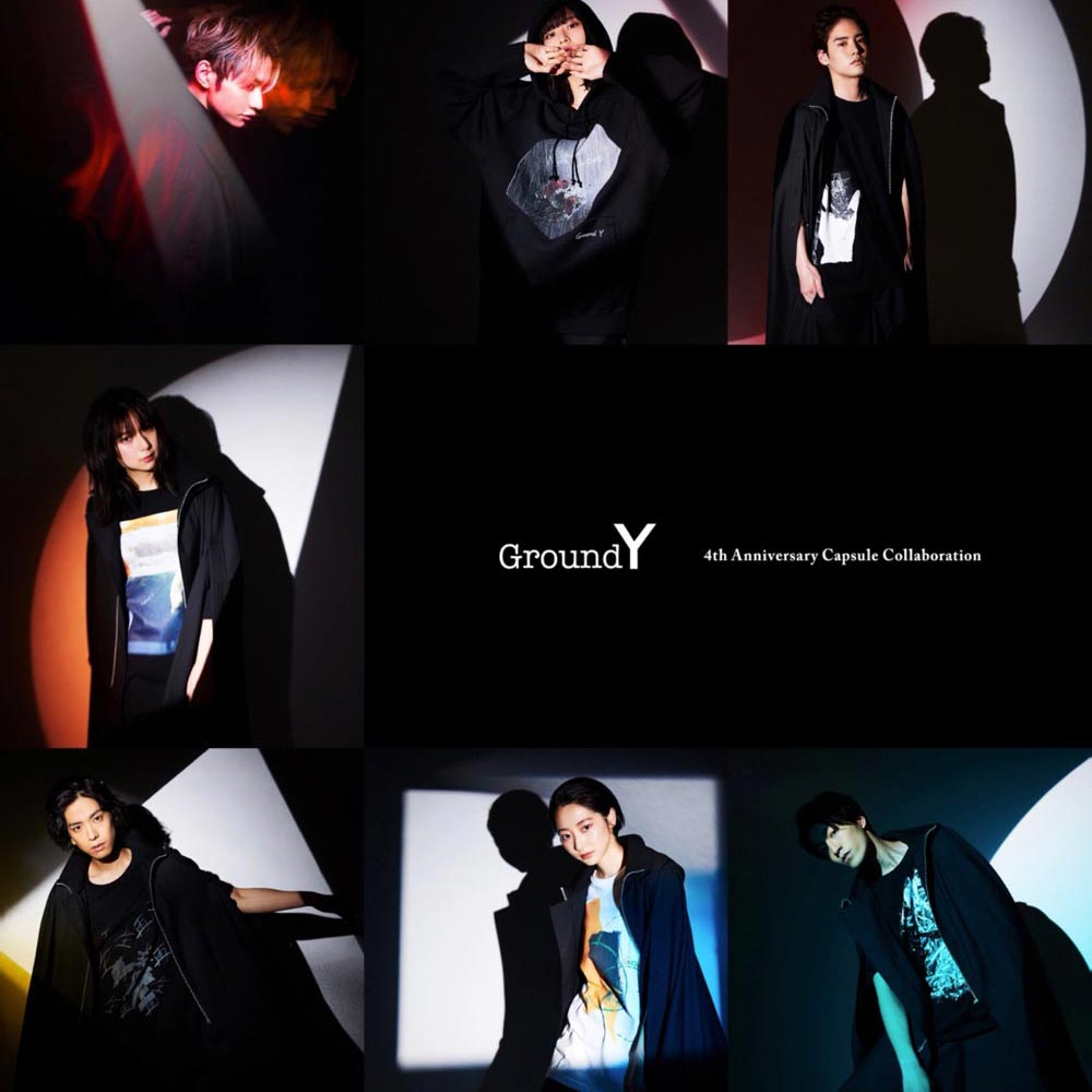 Ground Y 4th Anniversary Capsule Collaboration