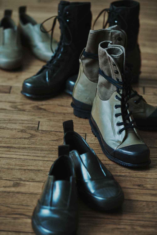 Y's × SUPERGA Footwear Collection
