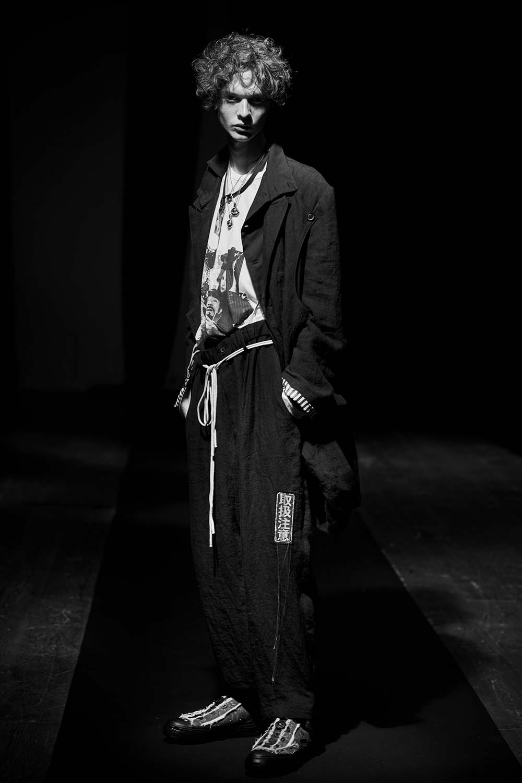 Yohji Yamamoto POUR HOMME COLLECTION