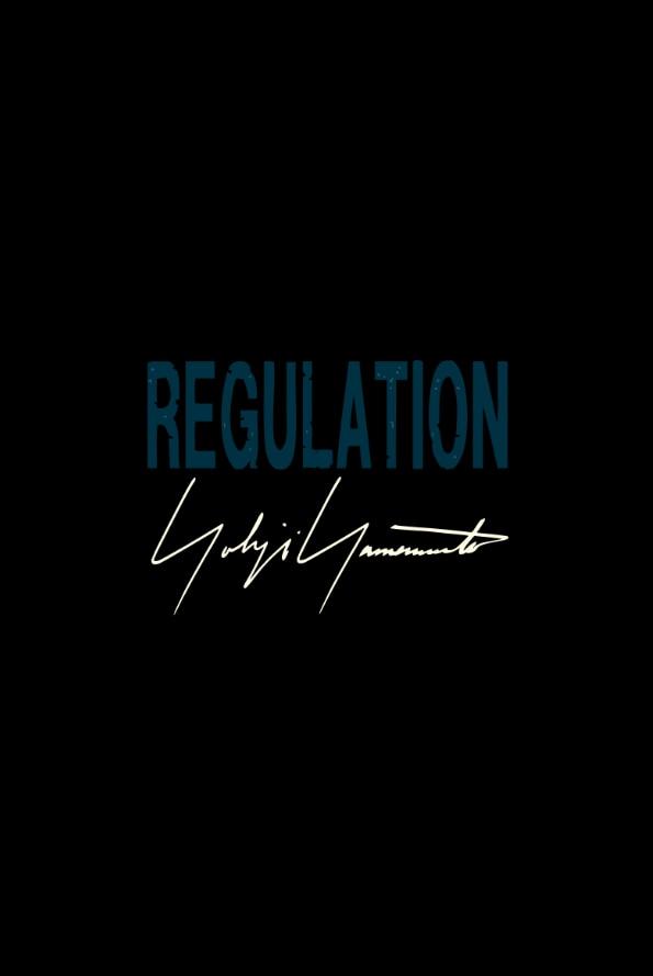 REGULATION Yohji Yamamoto COLLECTION