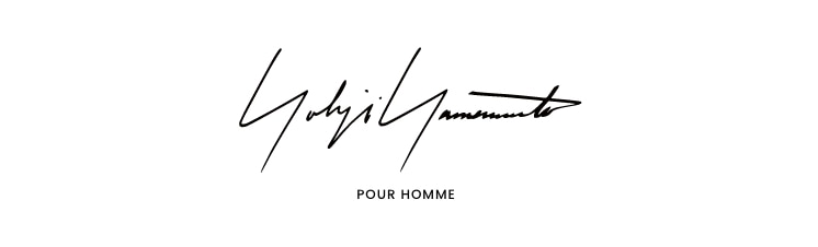 Yohji Yamamoto POUR HOMME COLLETION