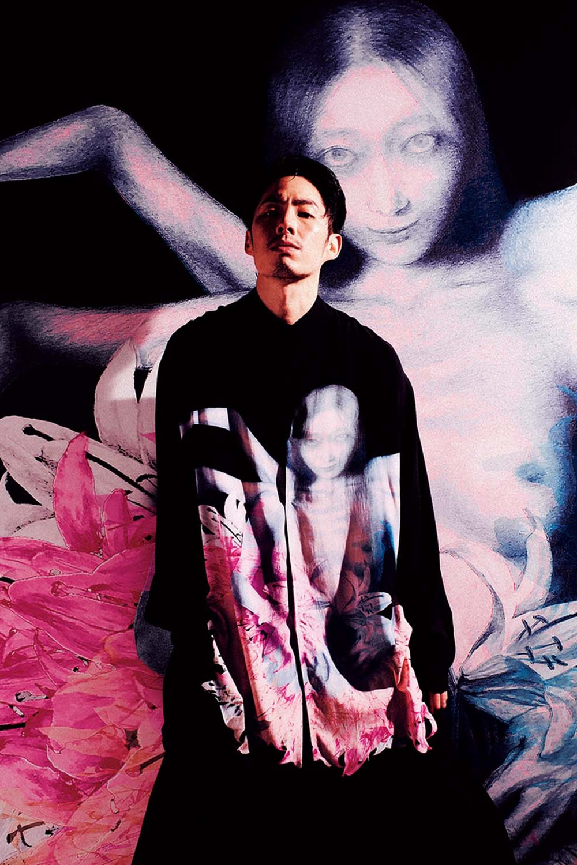 BLACK Scandal Yohji Yamamoto COLLECTION