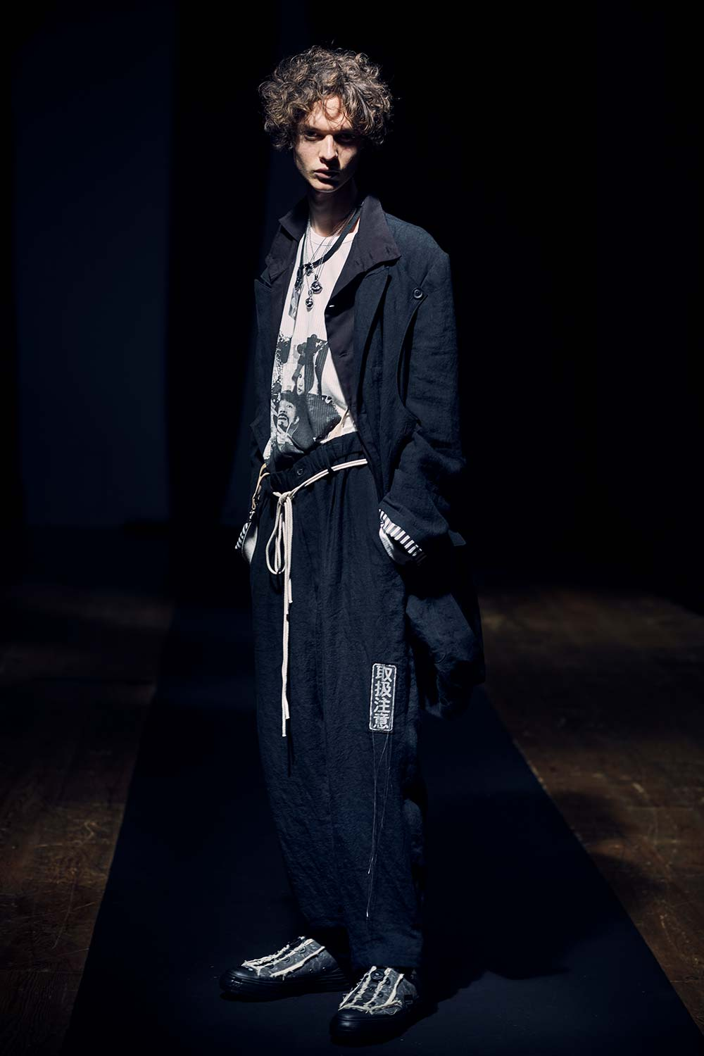 Yohji Yamamoto POUR HOMME COLLECTION