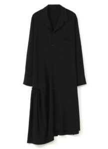 DECYN RIGHT GATHER SHIRT DRESS