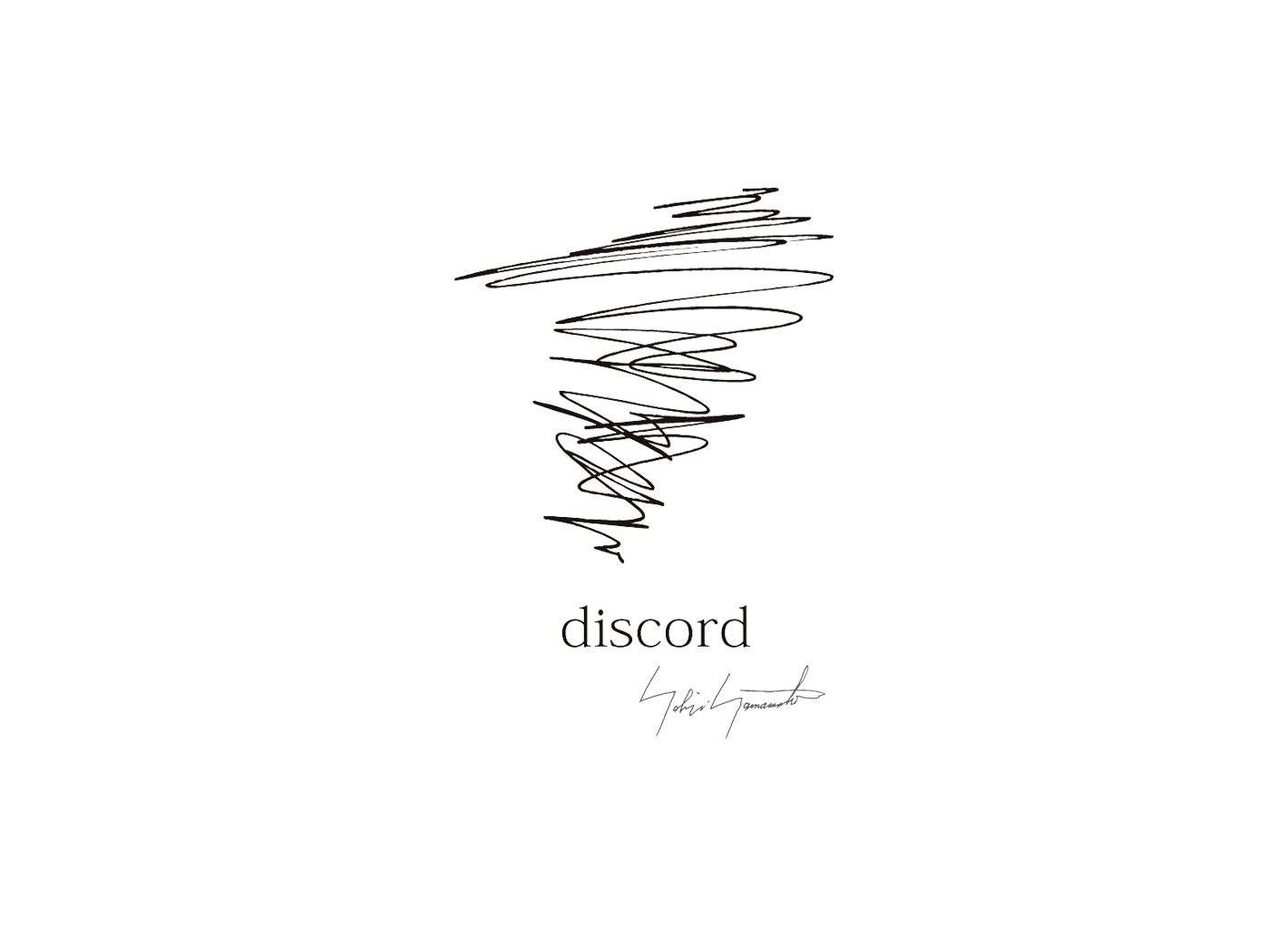 INFORMATION – discord Yohji Yamamoto