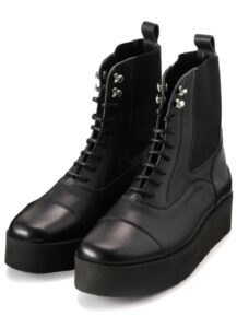 THICK SOLE SIDE GORE BOOTS