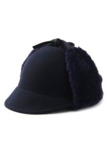 KAYO NAKAMURA by Y's COMBI HAT BODY BOA CAP