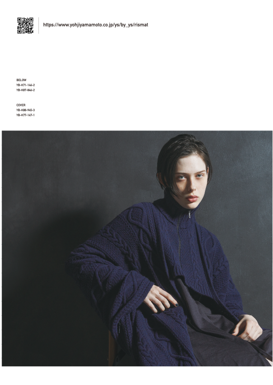 RISMAT by Y's AUTUMN / WINTER 2020-21 CATALOG