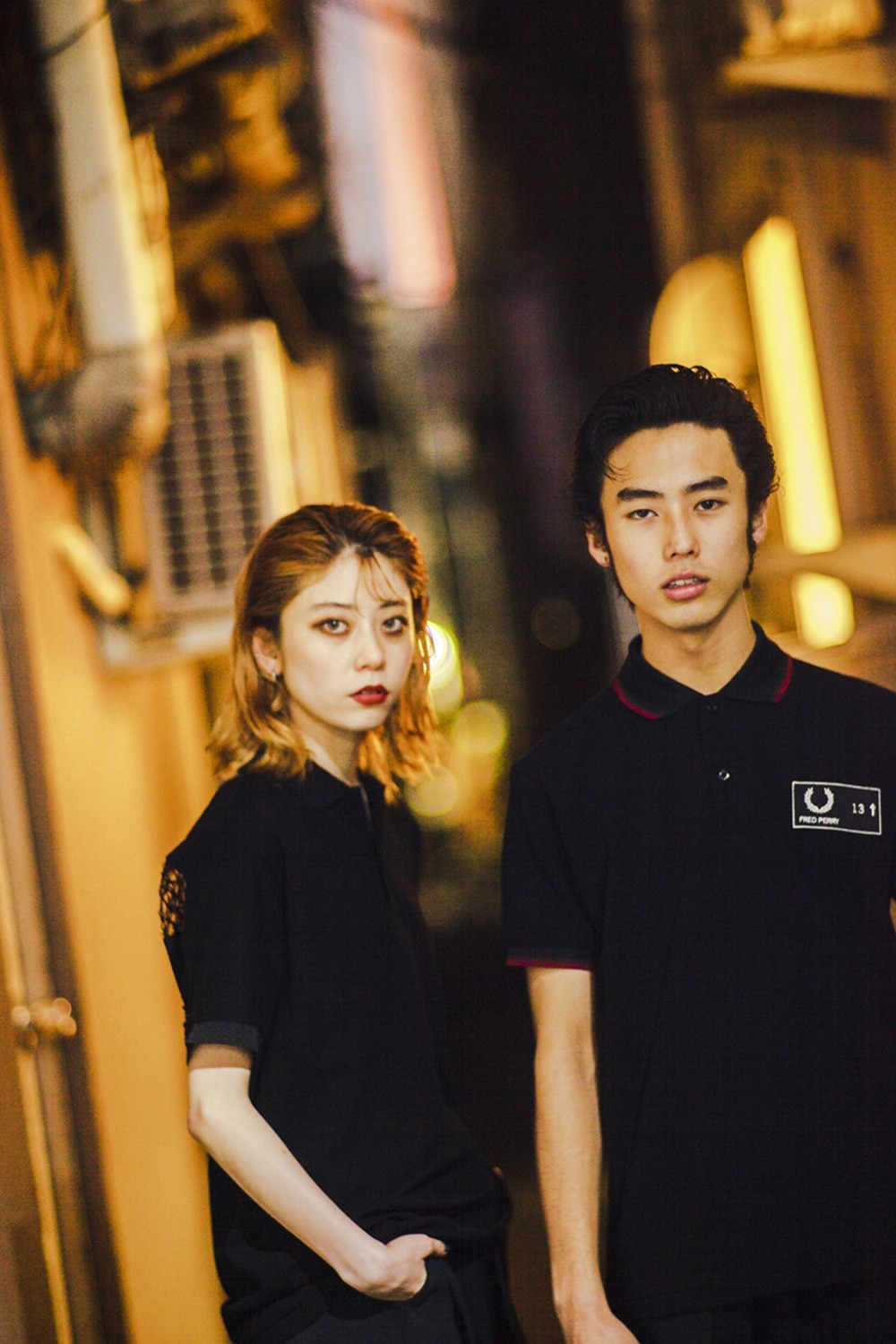 A/W18-19 FREDPERRY COLLABORATION