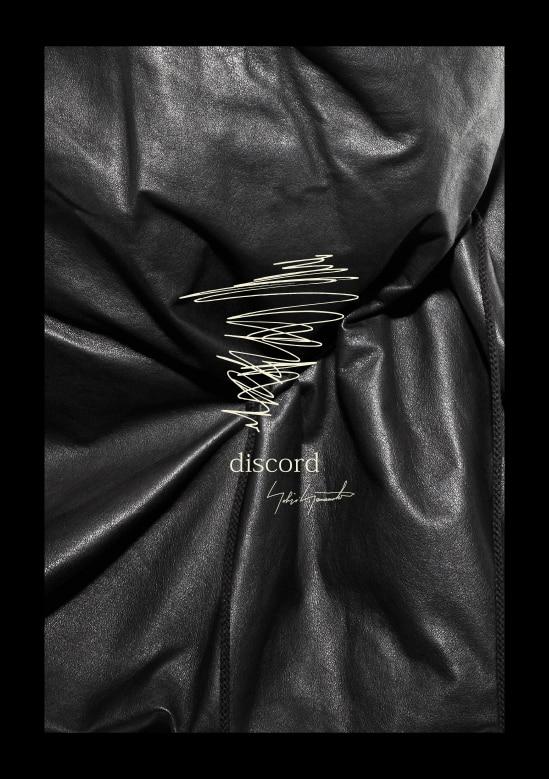 discord Yohji Yamamoto AUTUMN / WINTER 2020-21 CATALOG