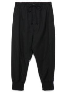 T/W Gaberdine Darts Rib Pants