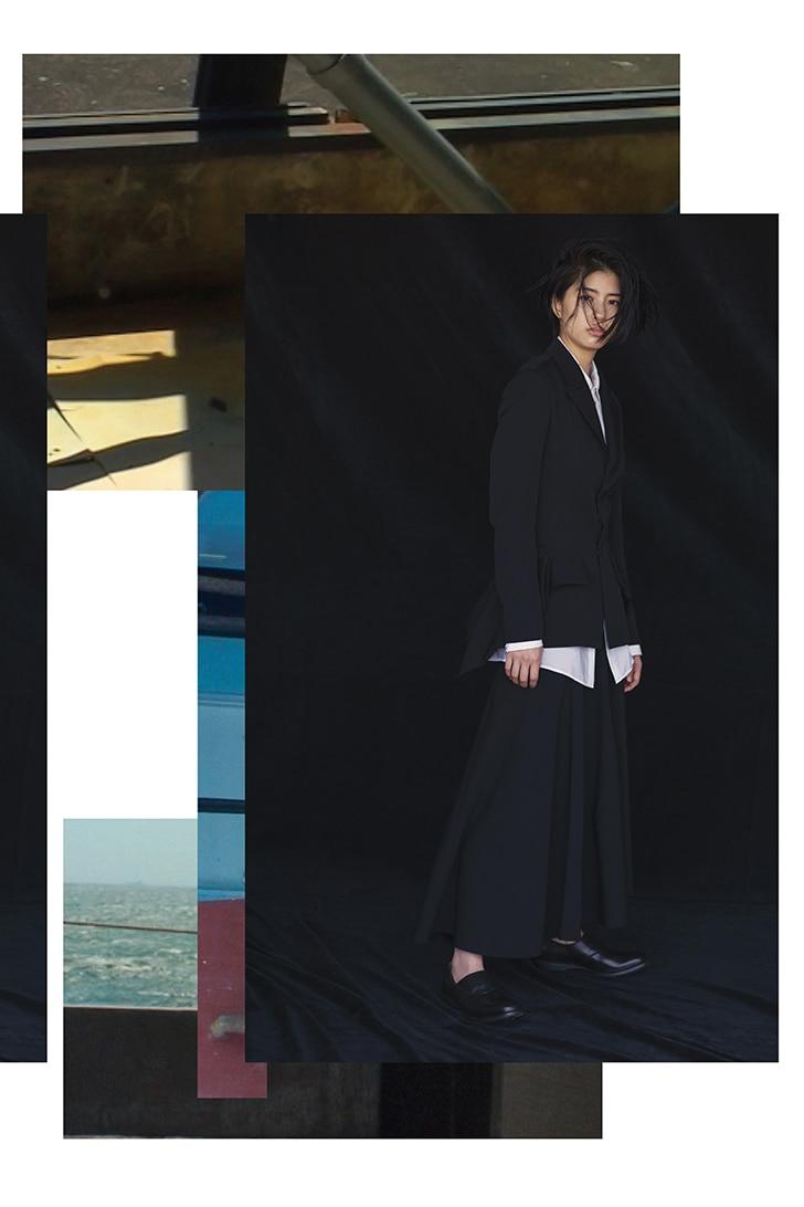 Yohji Yamamoto +NOIR AW20 COLLECTION