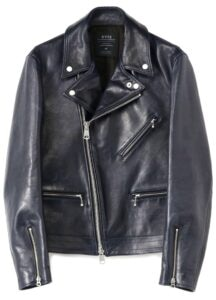 Lambskin Leather Double Riders Jacket