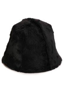 SILKY BOA FUR HAT