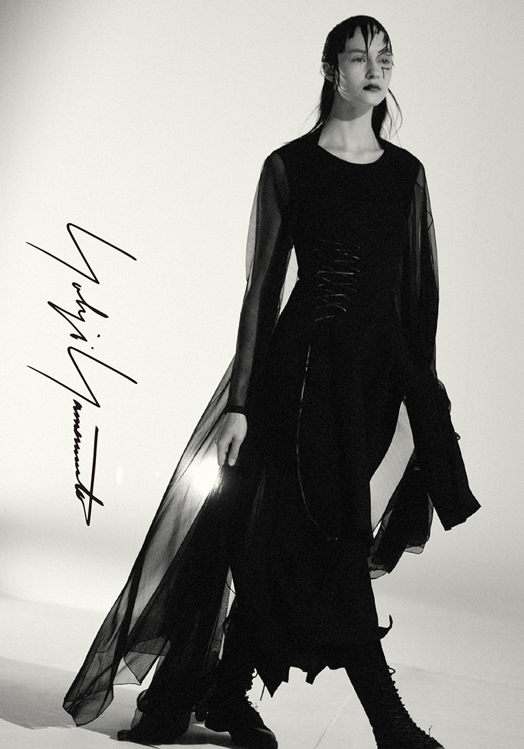 Yohji Yamamoto  AW20 COLLECTION