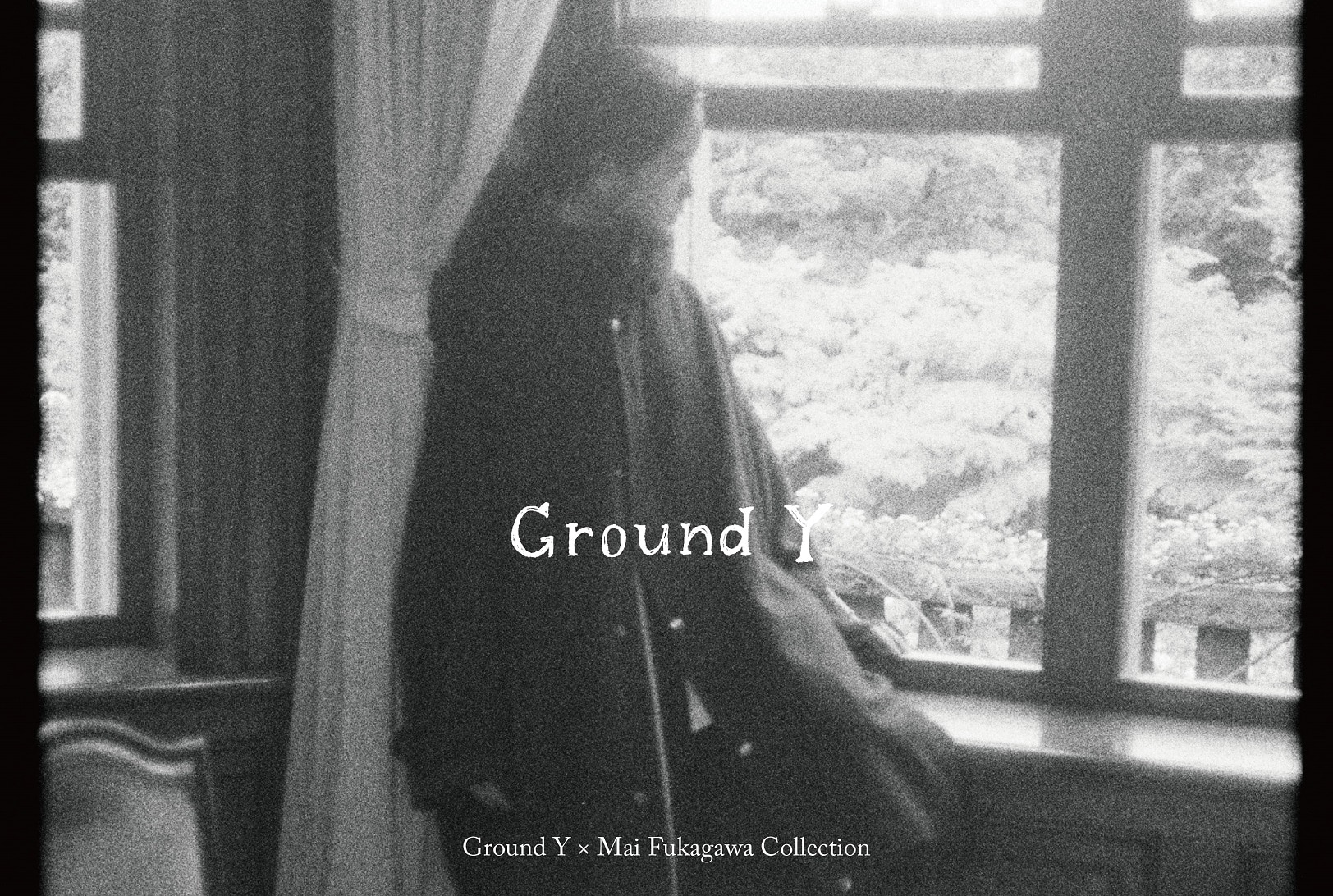 Ground Y × Mai Fukagawa T-SHIRT COLLECTION