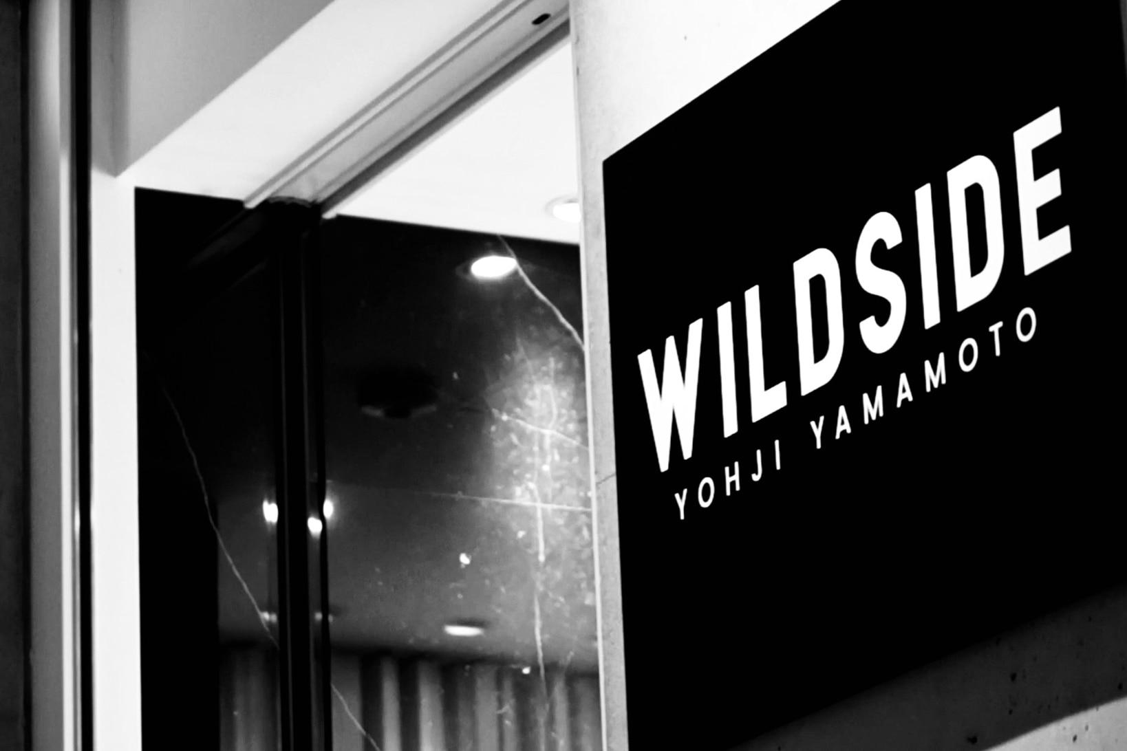 WILDSIDE YOHJI YAMAMOTO 表参道ヒルズ – ストアプレビュー
