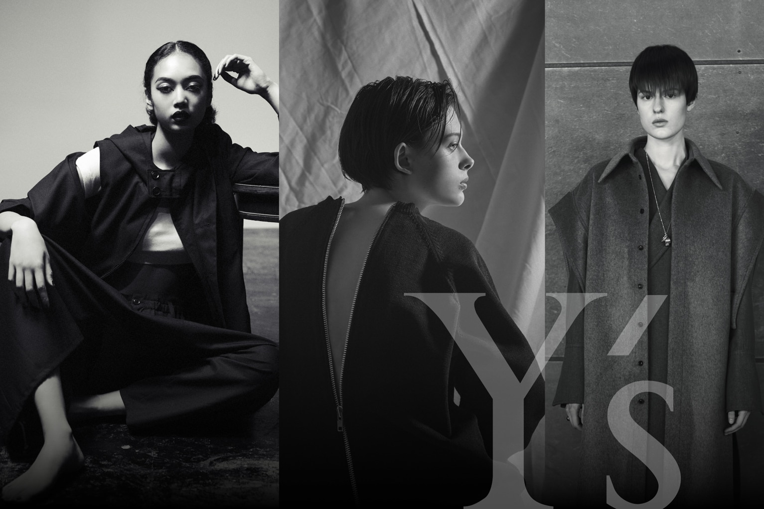 Y's AW20 by Y's POP UP STORE 伊勢丹新宿店