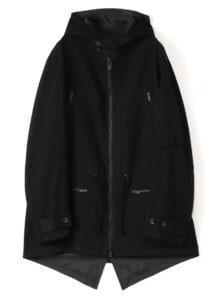 Yohji Yamamoto × Lamborghini Embroidery Coat