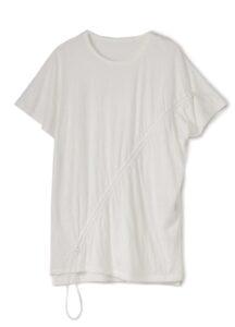 C/Pe Washer Jersey Drawstring Short Sleeves Cut