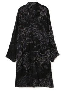 DOUBLE LAYERED GAUZE CHINA DRESS