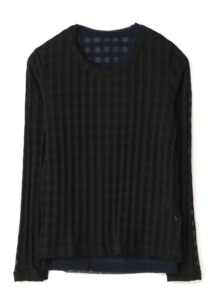 DOUBLE LAYERED T