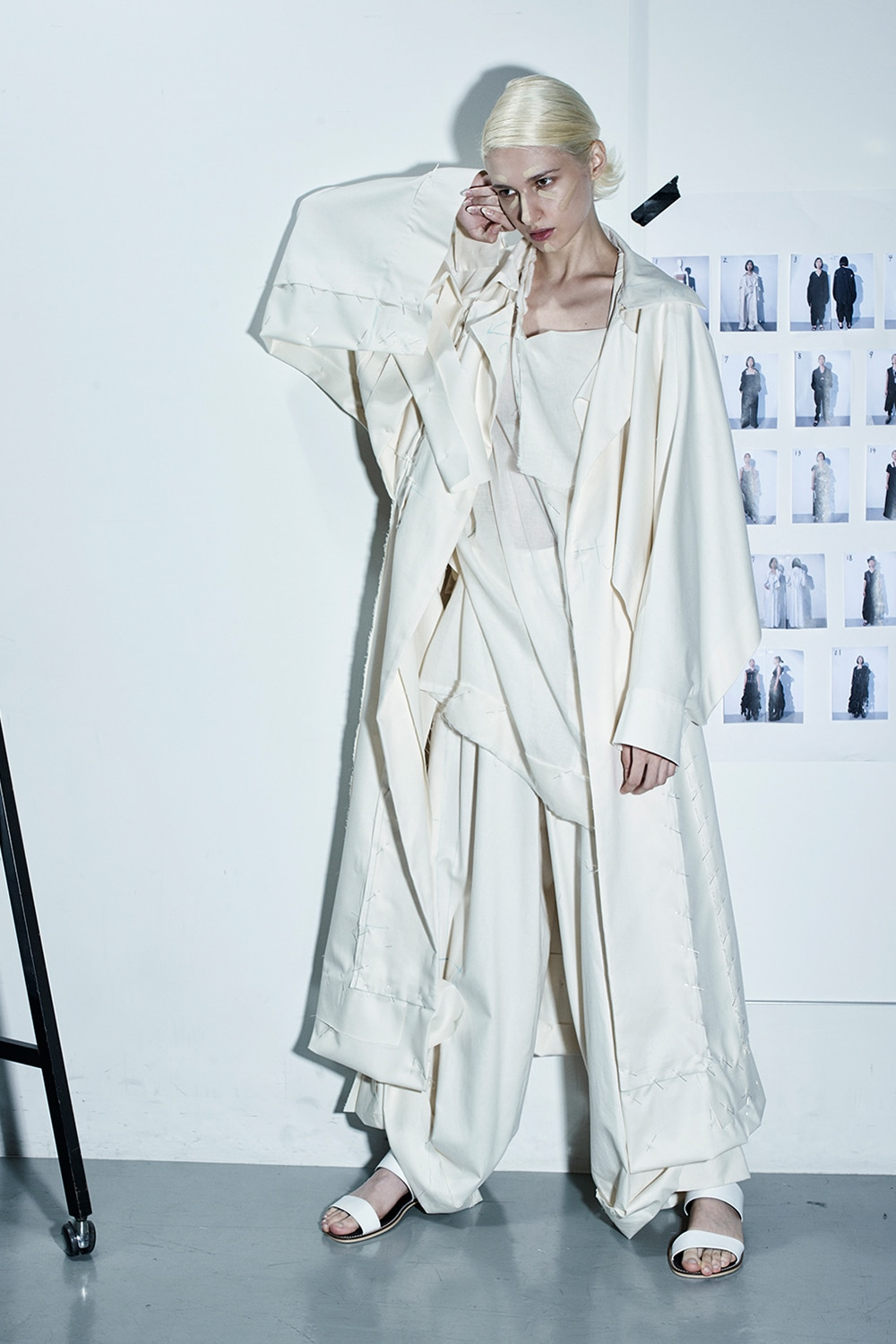 LOOK 02 TOILE
