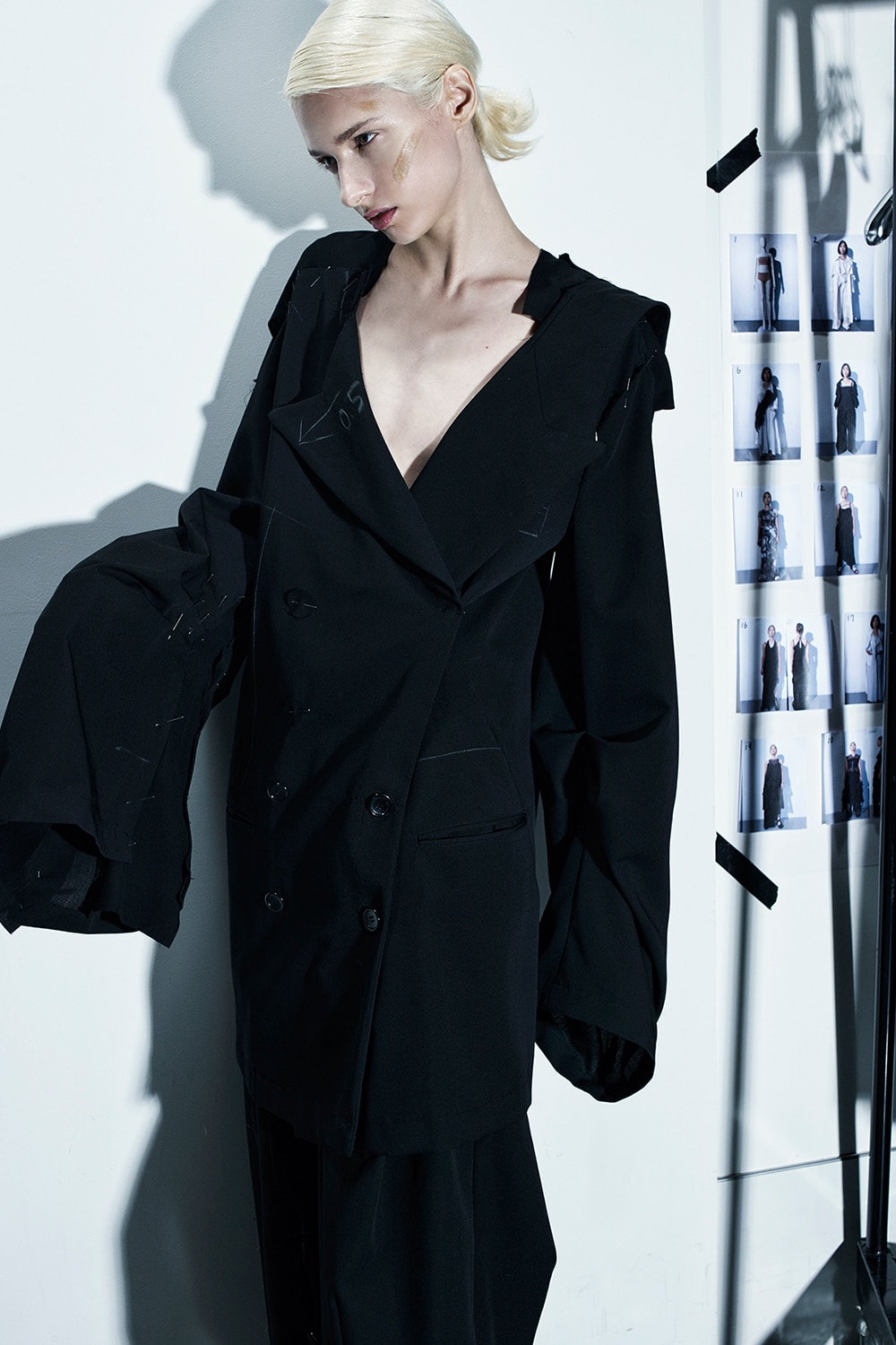 LOOK 03 TOILE
