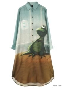 <Toy Story Collection>Rex/Print Long Shirt