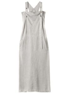 U-JUMPSUIT DRESS