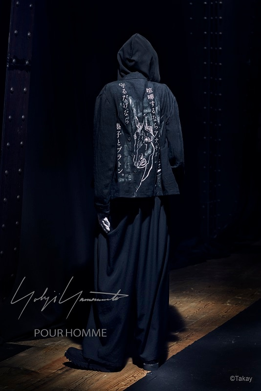 Yohji Yamamoto POUR HOMME 期間限定ストア – 岡山天満屋