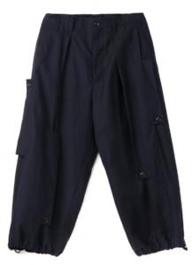No.125<br/>EDGE FLUTTERING PANTS