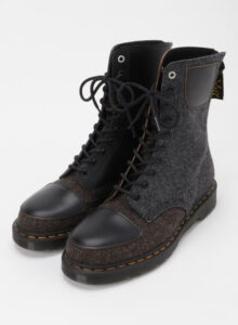 Y's × Dr.Martens<br/>10-EYE BOOT MOON FABRIC<br/>Available Pre-order