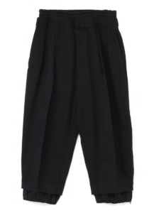 M: WOOLY KERSEY STRETCH DOUBLE PANTS