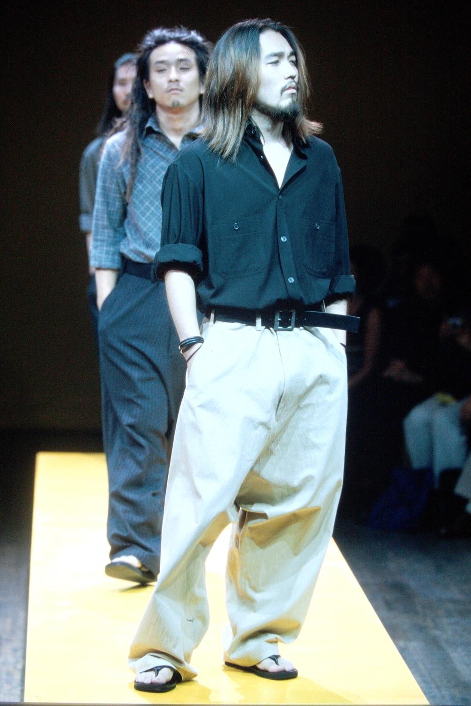 SPRING / SUMMER 2000