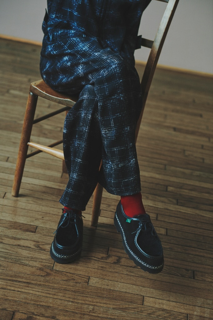 Y's × Paraboot AW21