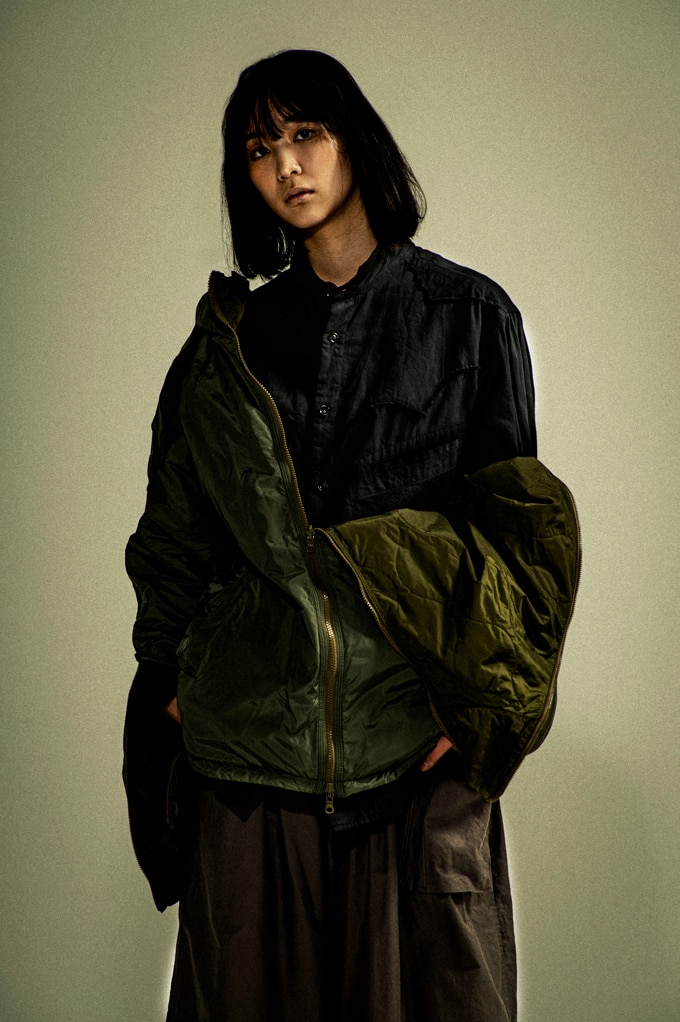 Y's BANG ON! AW21-22 NEW-IN