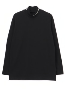 20/Cotton Jersey S'YTE 10TH High Neck T-Shirt